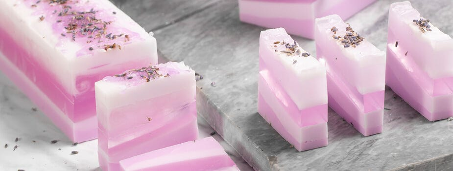 Techniques for soapmaking