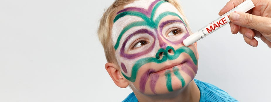 Face paint and accessories