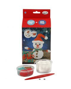 Funny Friends, snowman, 1 set