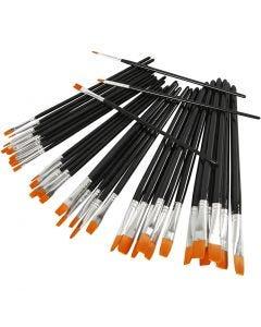 YellowLine Brush Set, no. 0+2+4+8+12+16, 36 pc/ 1 pack