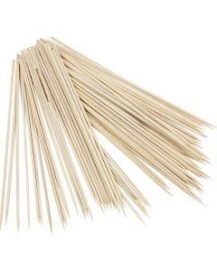 Flower sticks, L: 25 cm, thickness 3 mm, 200 pc/ 1 pack