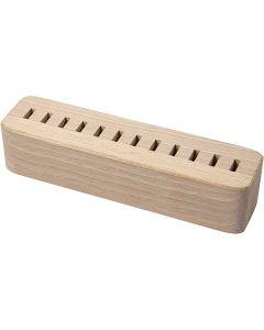 Scissor Rack, L: 17 cm, W: 4,3 cm, 1 pc