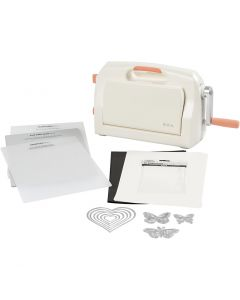 Starter kit - Die Cut and Embossing Machine, A4, 210x297 mm, 1 set