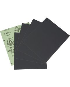 Wet and Dry Sandpaper, 5 sheet/ 1 pack
