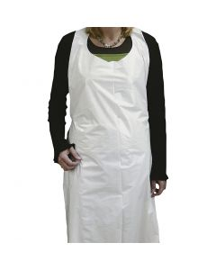 Disposable Aprons, H: 110 cm, W: 80 cm, 100 pc/ 1 pack