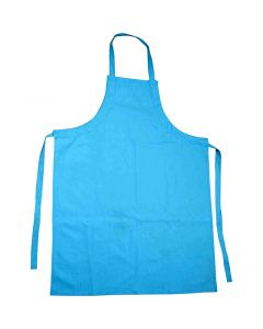 Waterproof Apron, L: 70 cm, W: 55 cm, size 7-12 years, 1 pc