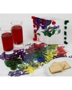 Unleash your Imagination with finger paints