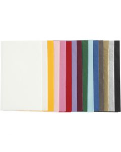Tissue Paper, 50x70 cm, 14 g, assorted colours, 15x2 sheet/ 1 pack