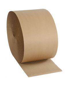 Corrugated Card, W: 30 cm, 70 m/ 1 roll