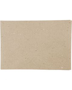 Kraft Paper, A2, 420x600 mm, 100 g, noble, 500 sheet/ 1 pack