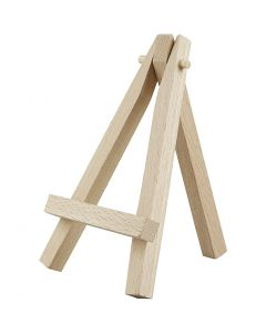 Mini Easel, H: 11,5 cm, 1 pc