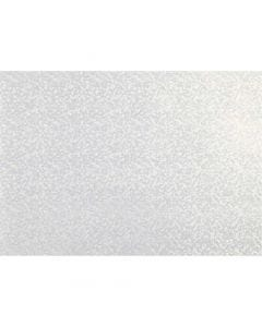 Pearlescent Paper, A4, 210x297 mm, 120 g, white - mother-of-pearl, 10 sheet/ 1 pack