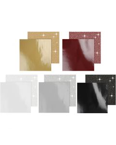 Design Paper, 120+128 g, 5x10 pack/ 1 pack