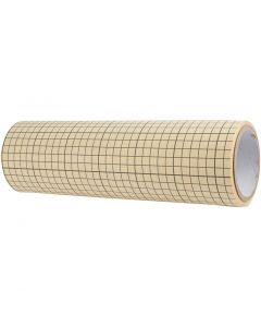 Double-Sided Foil Tape, W: 32 cm, 5 m/ 1 roll