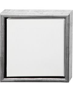 ArtistLine Canvas with frame, size 24x24 cm, white, 6 pc/ 1 pack