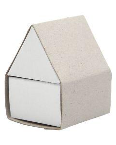 Matchbox, size 5,5x4,8x6,5 cm, 10 pc/ 1 pack