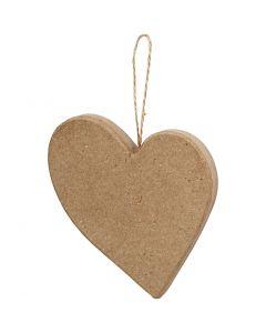 Heart, H: 10,5 cm, 1 pc