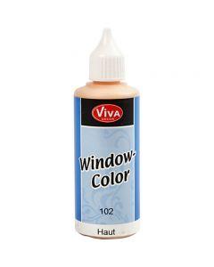 Viva Decor Window Color, light beige, 80 ml/ 1 bottle