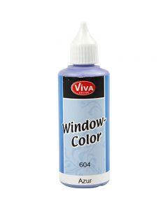 Viva Decor Window Color, Azure, 80 ml/ 1 bottle