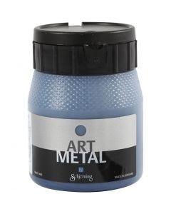Art Metalic Paint, galaxy blue, 250 ml/ 1 bottle