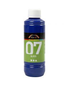 A-Color Glass Paint, 250 ml/ 1 bottle