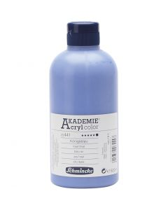 Schmincke AKADEMIE® Acryl color, opaque, royal blue (441), 500 ml/ 1 bottle