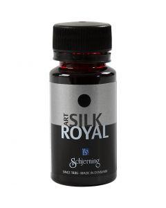 Silk Royal Paint, red, 50 ml/ 1 bottle