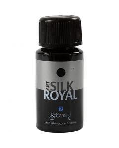 Silk Royal Paint, red violet, 50 ml/ 1 bottle