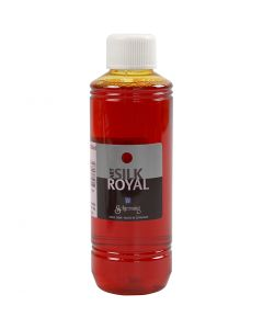 Silk Royal Paint, lemon yellow, 250 ml/ 1 bottle