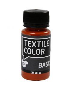 Textile Color Paint, brick, 50 ml/ 1 bottle