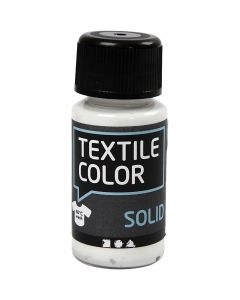 Textile Solid, opaque, white, 50 ml/ 1 bottle