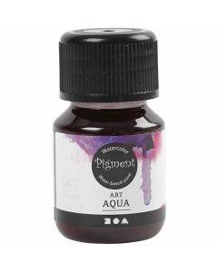 Liquid WaterColour, pink, 30 ml/ 1 bottle