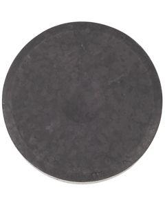 Watercolour, H: 16 mm, D: 44 mm, black, 6 pc/ 1 pack