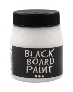Blackboard Paint, matt transparent, 250 ml/ 1 pack