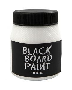 Blackboard Paint, white, 250 ml/ 1 pack