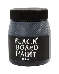 Blackboard Paint, black, 250 ml/ 1 pack