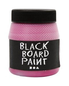 Blackboard Paint, pink, 250 ml/ 1 pack