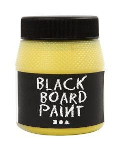 Blackboard Paint, lime green, 250 ml/ 1 pack