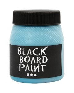 Blackboard Paint, turquoise, 250 ml/ 1 pack