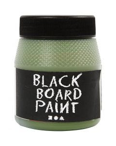 Blackboard Paint, green, 250 ml/ 1 pack