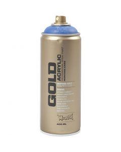 Spray paint, blue, 400 ml/ 1 tub