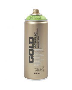 Spray paint, light green, 400 ml/ 1 tub