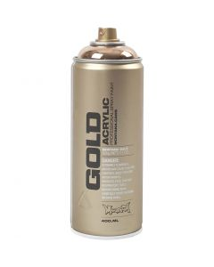 Spray paint, copper, 400 ml/ 1 tub