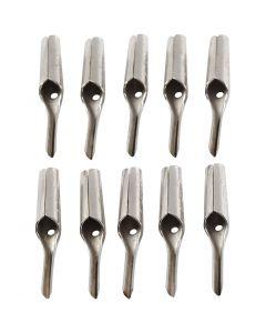 Lino Cutter, v-shape, 10 pc/ 1 pack