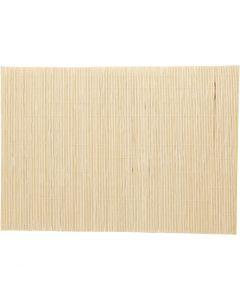 Bamboo Mat for Felt Making, size 45x30 cm, 4 pc/ 1 pack
