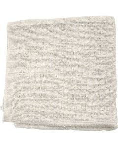 Floor cloth, size 40x40 cm, natural, 20 pc/ 1 pack
