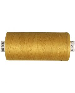Sewing Thread, golden, 1000 m/ 1 roll