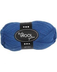 Baby Yarn, L: 172 m, blue, 50 g/ 1 ball
