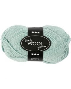 Baby Yarn, L: 172 m, sweet green, 50 g/ 1 ball