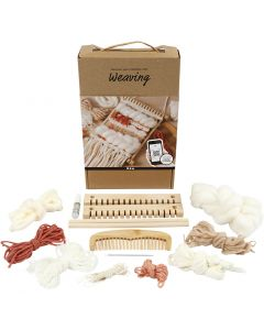 Weaving Discover kit, 1 set